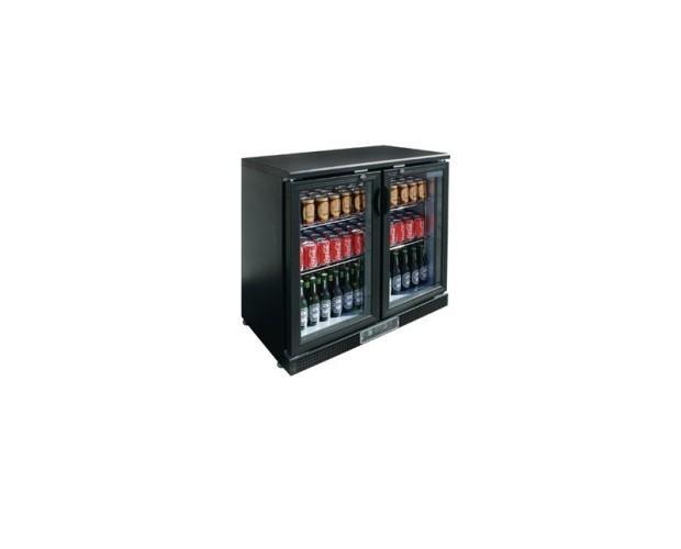 Maquinaría de Refrigeración. Botellero refrigerado Polar 2 puertas pivotantes