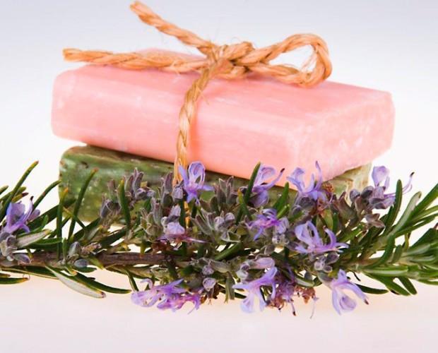 Jabones.Jabones esenciales con ricos aromas