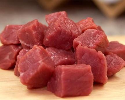 Carne de ternera. Ideal para estofado