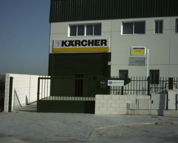 Nuestra sede. Contamos con instalaciones de gran calidad