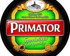 Cerveza Primator. Cerveza checa de primera calidad