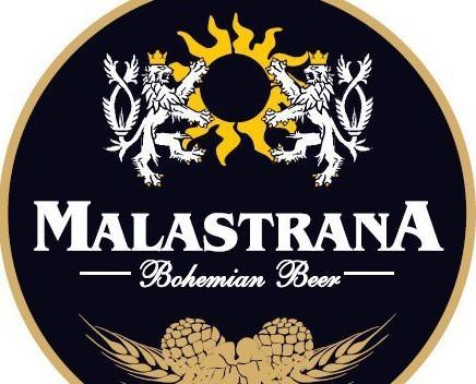 Logo. Cerveza Malastrana