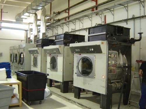 Lavandería Industrial. Servicios de Lavado y Planchado