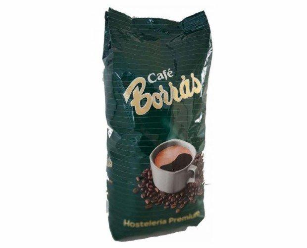 Café Borras. Hostelería premium