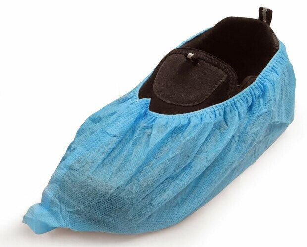 Cubrezapatos Desechables.Variedad de cubrezapatos en distintos materiales, PP, PE, CPE, antideslizantes, etc..