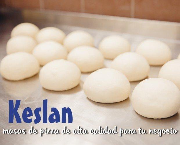 Masas de pizza. Masas de pizza calidad Kelsan