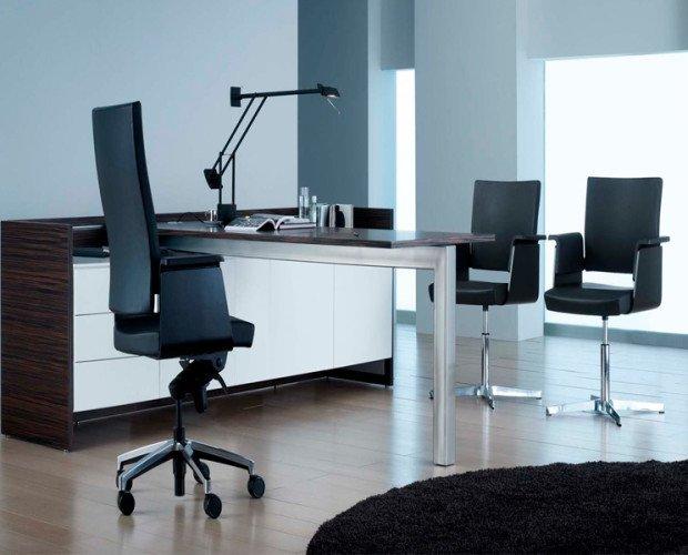 Área de Trabajo. Calidad y diseño moderno