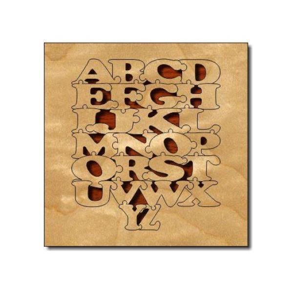 Alfabeto. Juegos de lógica para todas las edades