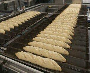 Pan congelado. Ofrecemos una amplia variedad de pan