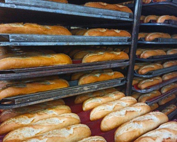 Mini baguette. Contamos con una gran variedad de pan
