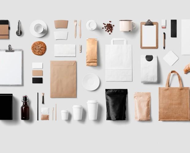 Imagen corporativa . pakaging e imagen corporativa