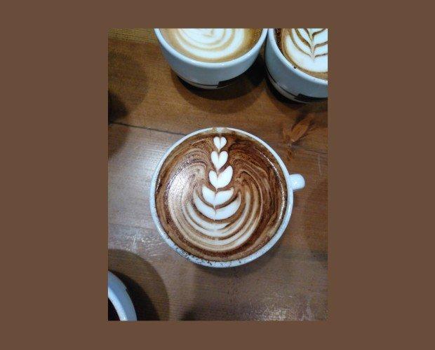 Escuela de Hostelería.Cursos de Latte Art