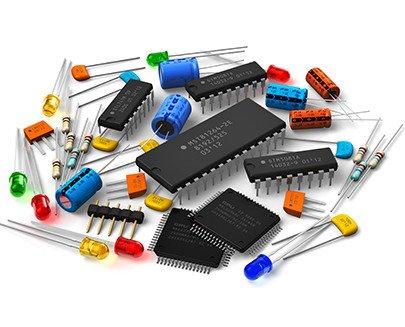 CEM Componentes. Componentes Electrónicos