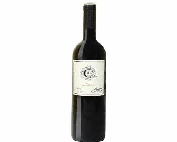 Vino Tinto.Vino producido en una parcela de viñas muy antiguas de más de 80 años