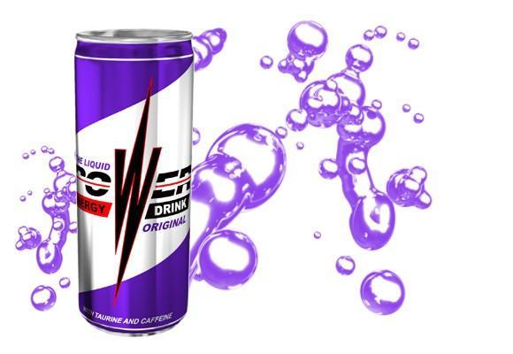 Power Original. Bebida Energética