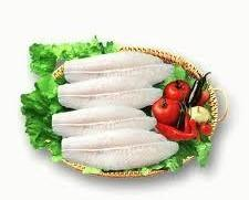 Filete de Panga. De origen vietnamita.