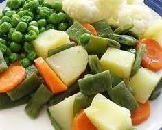 Menestra de verduras. Un plato completo para su menú