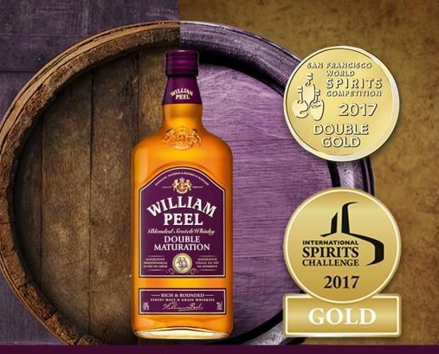 Willian Peel. Bebida de calidad