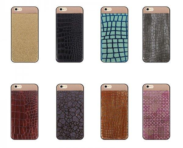 Pack 10 Fundas Deluxe iPhone 6 Plus. Los dibujos podran no ser iguales que en los de la foto