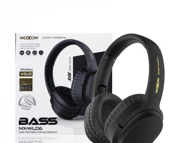 Auriculares cascos con Bluetooth MX-WL06 . Compatible con cualquier dispositivo con conexión Bluetooh