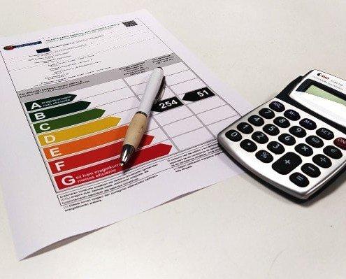 Eficiencia energética. Ofrecemos servicios de calidad