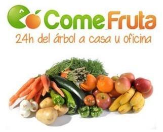 Fruta y verdura. Fruta y verdura a domicilio