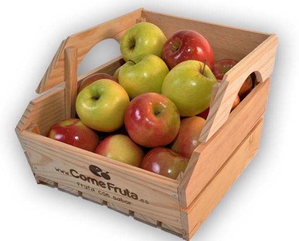 Manzanas. Frescas y de temporada