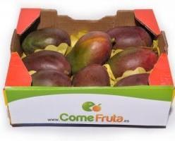 Caja de Mango. Mango Premium