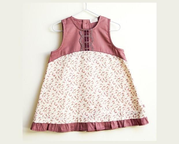 Vestido. Vestidos 100% algodón, lindos y frescos