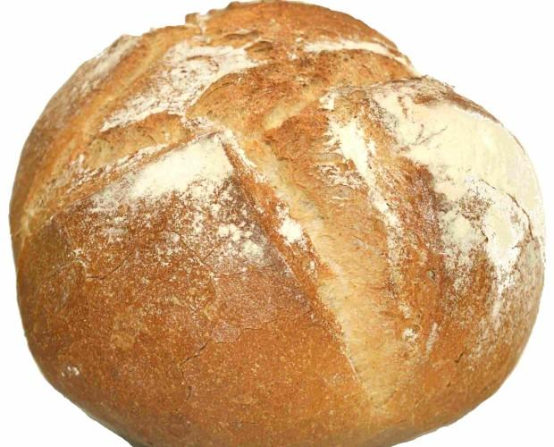 Pan payes. Elaborado con ingredientes seleccionados