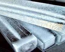 Barras de hielo. Contamos con barras de hielo en diferentes tamaños