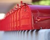 Servicios de Mailing.Servio de envío de postal, revistas, catálogos, etc