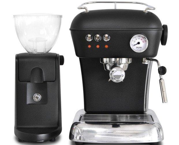 Cafeteras domésticas. Máquinas de café y molinillos para su casa o la oficina.