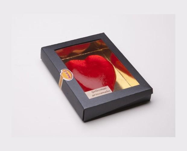 Chocolates de Cortesía.Delicioso, Sin Gluten, Sin Lactosa
