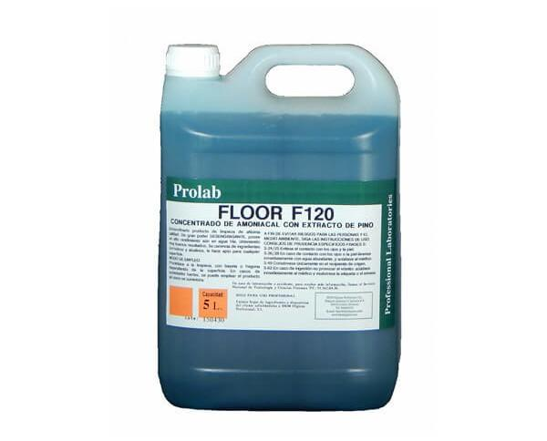 Limpiador concentrado amoniacal. De alto rendimiento aún en agua fría