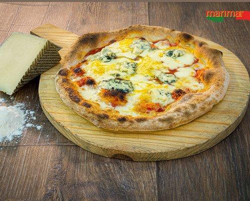 Pizzas. Prueba nuestras deliciosas pizzas precocinadas
