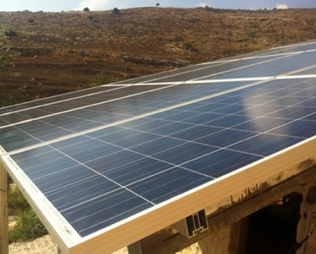 Fotovoltaica. Sistema generador de corriente sin conexión eléctrica