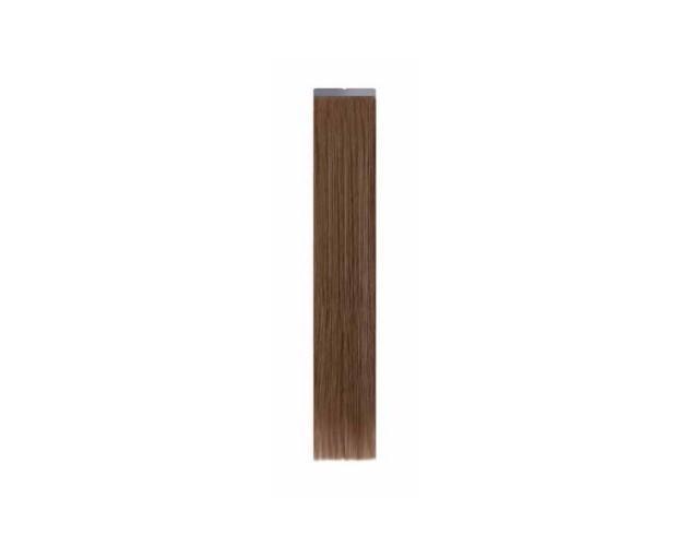Extensiones y Pelucas.Extensiones lisas adhesivas 4 cm, largo 50-55cm. 10 unidades. Línea Glamour y Adhesive Giambertone