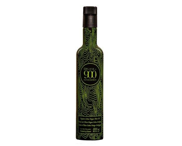 AOVE Ecológico 900. Aceite de oliva virgen extra ecológico de Jaén.