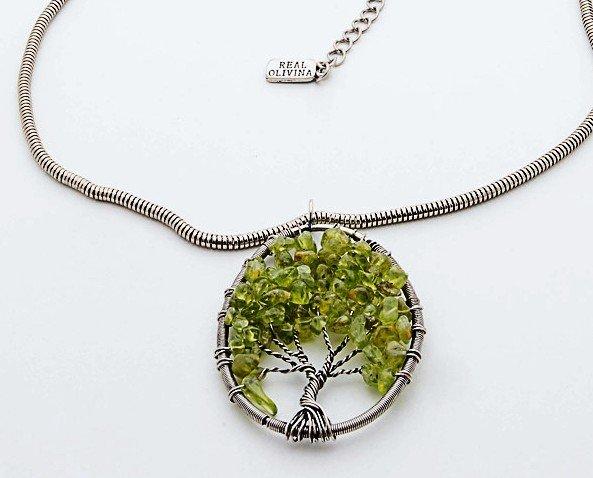 Joyas.Diseños originales.  El árbol de la vida. CO 001