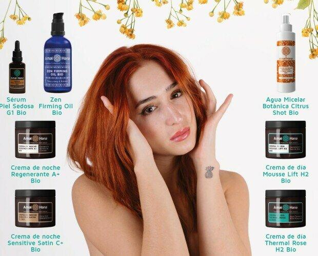 Aceites Hidratantes Faciales Naturales.Linea de productos faciales Amai Hana