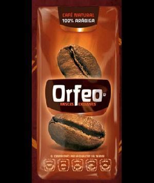 Café natural 100% arabiga
