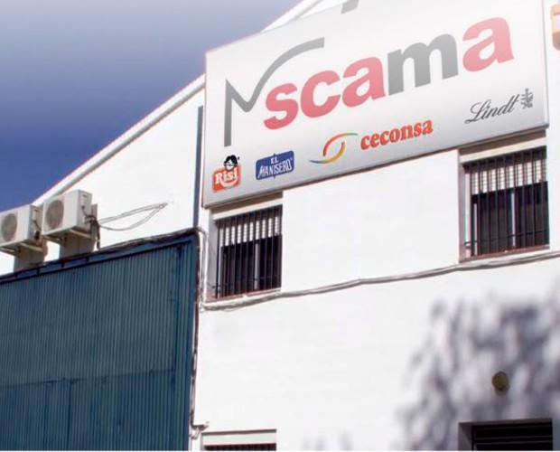 Scama. Distribuidora de golosinas ubicada en Albacete
