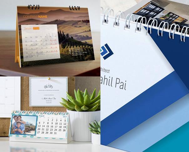 Impresión Digital. Especializados en impresión de calendarios.