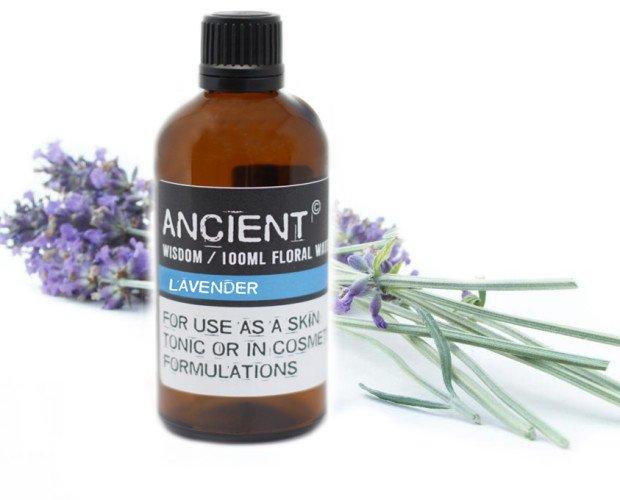 Aceites Esenciales.Acérquese a la pureza de la naturaleza con las Aguas Florales.
