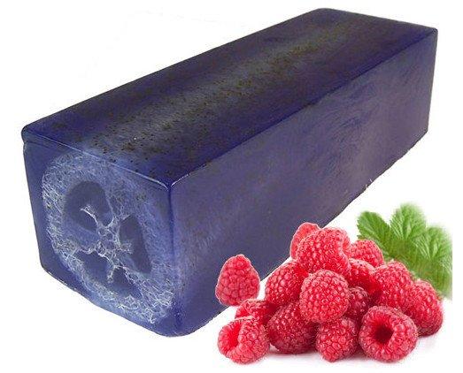 Jabón Loofa. Jabón exfoliantes con esponjas silvestre