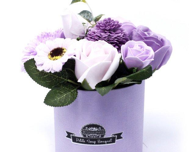 Ramos de Flores. Ramos de Flores de Jabón decora y ambienta tu baño con un gusto natural