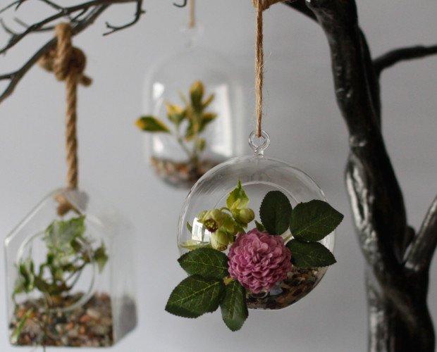 Terrario de Vidrio. Terrarios de vidrio para decorar tu hogar, mucho más en nuestra web, AW Artisan