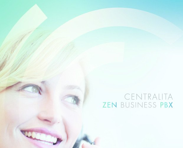 Centralita Cozentic. ZEN Business PBX