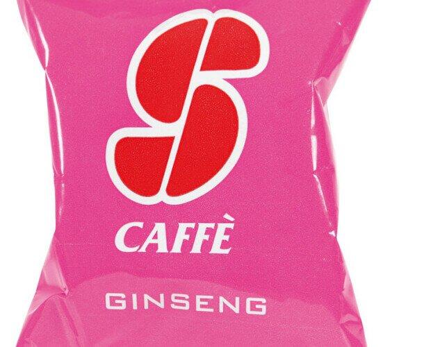 Esecafe Ginseng. Una carga de energía, dulce y revitalizante.